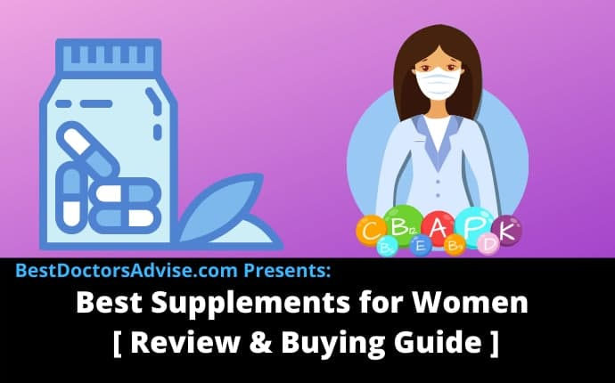 Best Supplements for Women